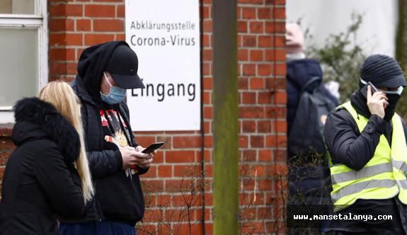 Almanya'da koronavirüs vaka sayısı pik yaptı! Bir günde 2 bin 801 yeni vaka tespit edildi