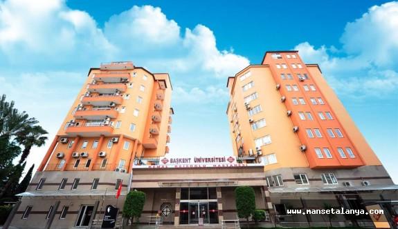 Alanya da günün en güzel haberi Başkent hastanesinde geldi!