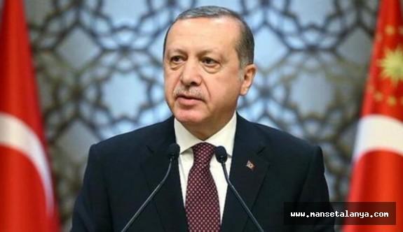 Cumhurbaşkanı Erdoğandan önemli açıklamalar!