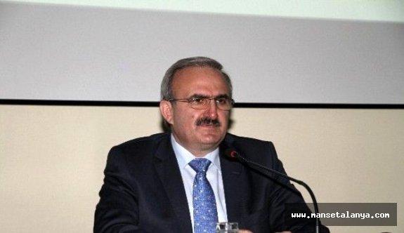 Karaoğlu: Antalya'mızda 95 Korona vakası ve 3 can kaybımız var