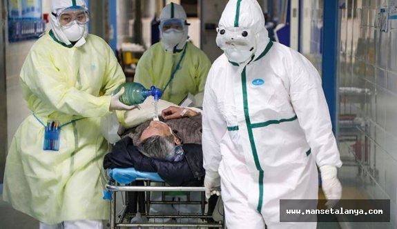 Türkiye'de koronavirüsten ölenlerin sayısı 425'e...!