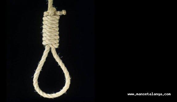 Alanya'da 78 yaşındaki vatandaş intihar etti!