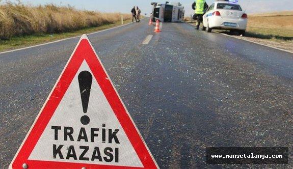 Alanya'da iki asker yaralandı!