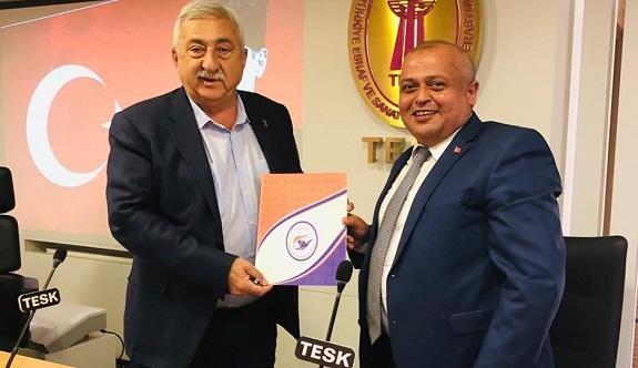 Alanya esnafının sorunu Ankara'da!