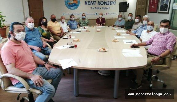 Alanya kent konseyinden önemli açıklama