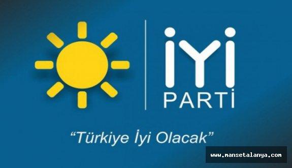 Flaş haber: İyi Parti Alanya teşkilatının kongre sürecine start veriliyor!