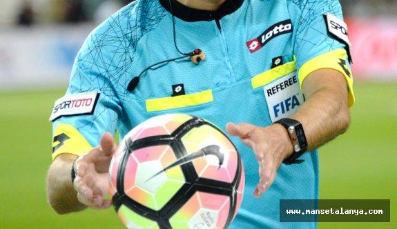 İşte Alanyaspor-Trabzonspor maçının hakemi!