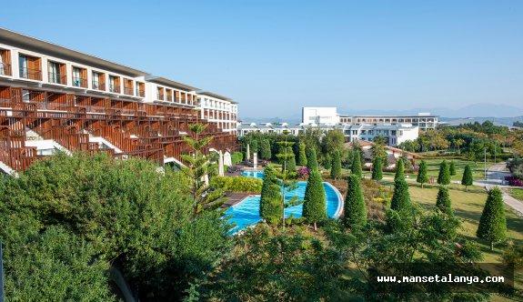 Manavgattaki 5 yıldızlı otel 360 milyon liraya icradan satışa çıkarıldı