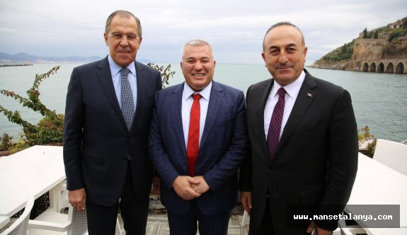 """Şahin """"Rus büyükelçinin açıklamaları sektöre umut verdi"""""""