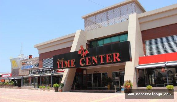 Time Center AVM yeniden kapılarını müşterilerine açtı