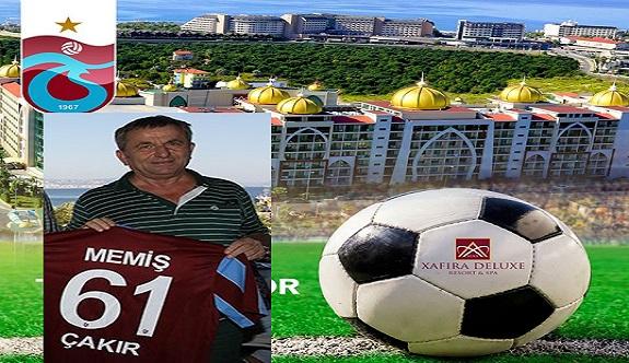 Trabzonlu işadamı kapalı olan Alanyadaki otelini Trabzonspor için açıyor!