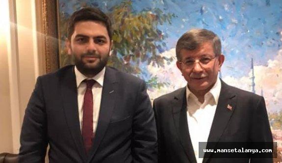 Alanya kongresine Davutoğlu katılacak!