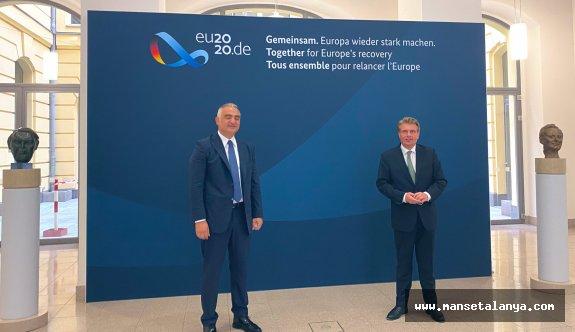 Almanya: Türkiye seyahatleri için fırsatlar artıyor
