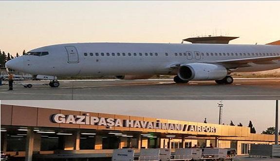 Gazipaşa-Alanya havalimanı için COVID-19 protokolü!