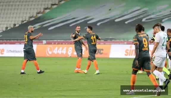 Konyaspor 2-Alanyaspor 3