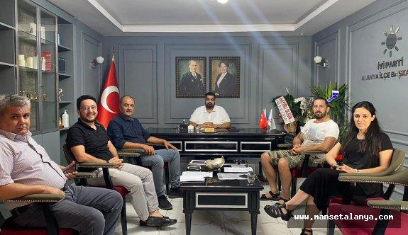 Meclis üyeleri, Arıkan başkanlığında toplandı!