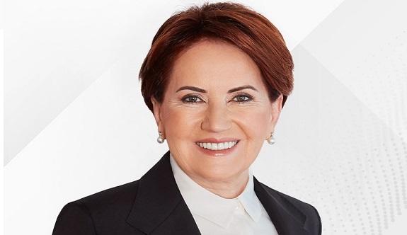 Meral Akşener, Cumhurbaşkanı'nın masasındaki erken seçim tarihini paylaştı