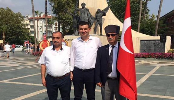 MHP'li Türkdoğan'dan birlik günü mesajı