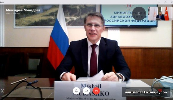 Rusya Sağlık Bakanı konuştu: Şubat ayından önce...