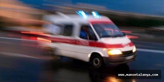 Slovakyalı kadın yataktan düştü