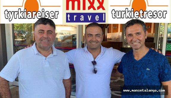 Yeni tur operatörleri ile Mixx Travel gücüne güç kattı