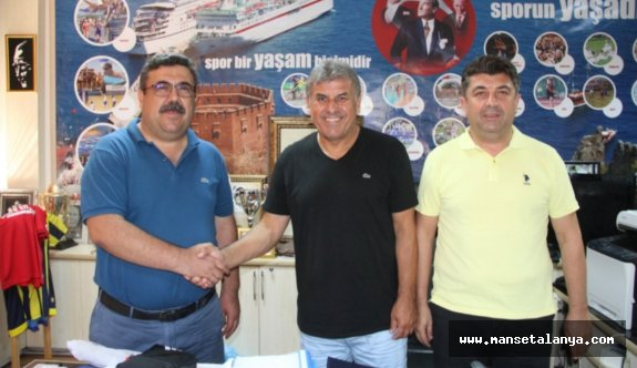 3. lig takımı Kestelspor hocasını buldu!