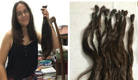 """Alanya'da """"saçım olsun kampanyası"""" başladı!"""
