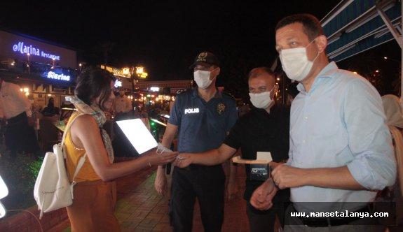 Alanya'daki kamu kurumlarına korona tebligatı