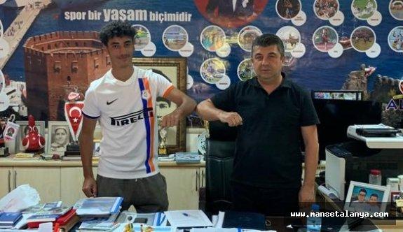 Alanya Kestelspor'dan milli transfer!