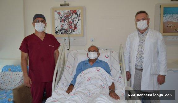 ALKÜ inanılmazı başardı: Hastanın akciğeri, kendisine tekrar nakledildi!