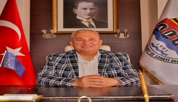 ALTSO Başkanı Mehmet Şahin'e kumpas girişimi