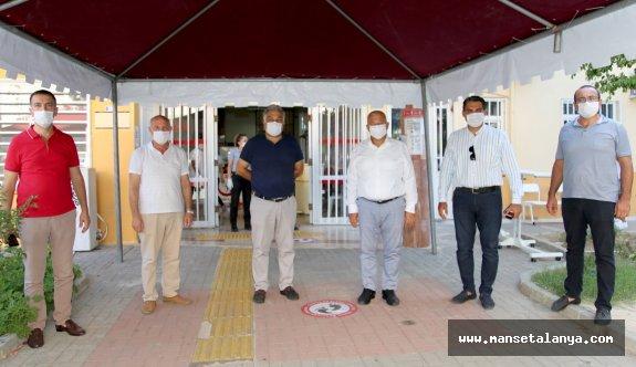 ALTSO Başkanı Şahin: Testlerde sorun yok. 3 hastanede yapılabiliyor!