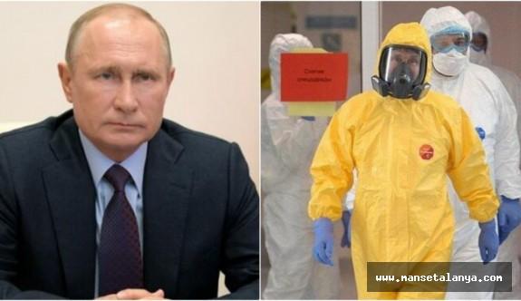 Dünyanın ilk koronavirüs aşısı Rusya'da!