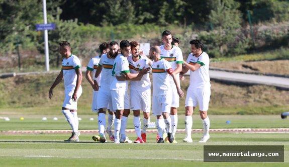 Fenerbahçe: 1 - Alanyaspor: 1 MAÇ SONUCU