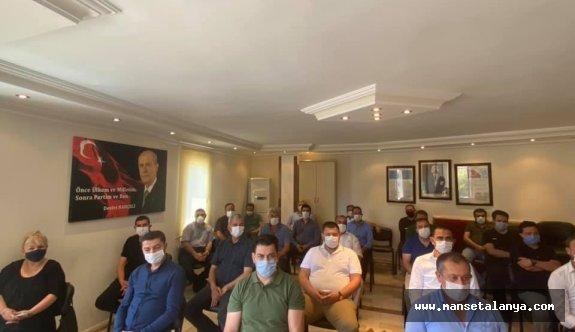MHP Alanya teşkilatının kongre tarihi belli oldu