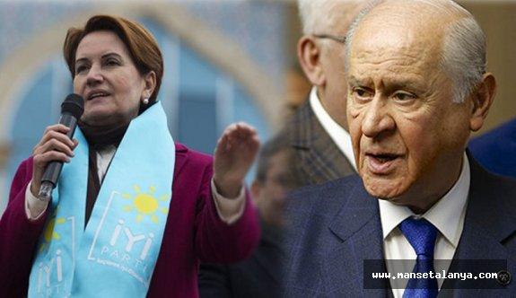 MHP lideri Devlet Bahçeli'den Meral Akşener'e 'evine dön' çağrısı