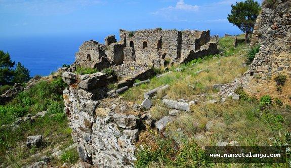 Syedra Antik Kenti (Syedreon)-Alanya