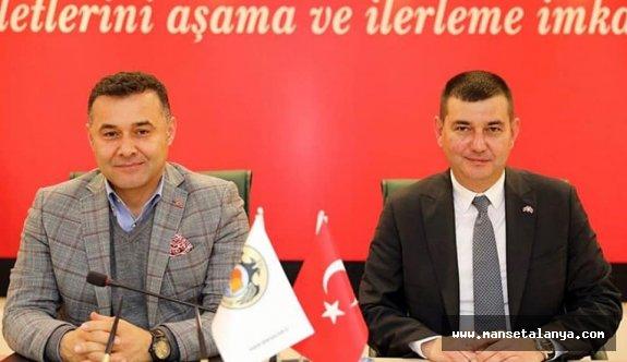 Türkdoğan, Yücel'in sağlık durumuyla ilgili bilgi verdi