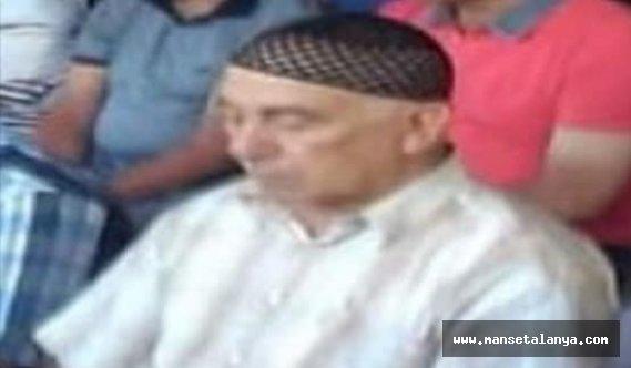 Alanya Anavatan Partisi eski meclisi üyesi vefat etti