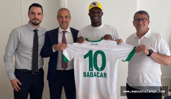 Alanyaspor Babacar transferini duyurdu!