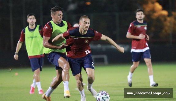 Alanyaspor Sivas maçına hazır