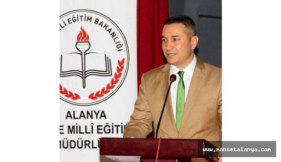 Antalya eğitimi artık ondan sorulacak