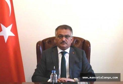 Antalya valisi: Önümüzdeki süreç çok önemli!