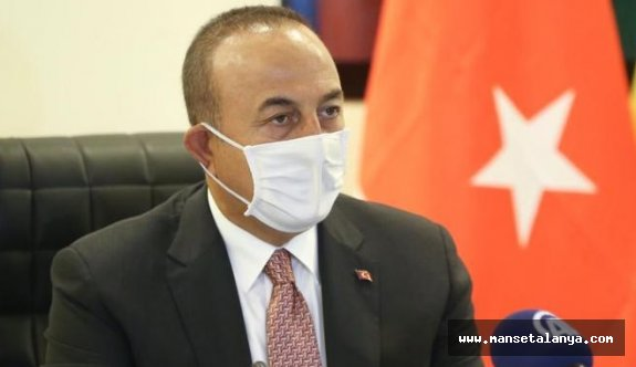 Bakan Çavuoğlu Alanya Hep üniversitesinde!