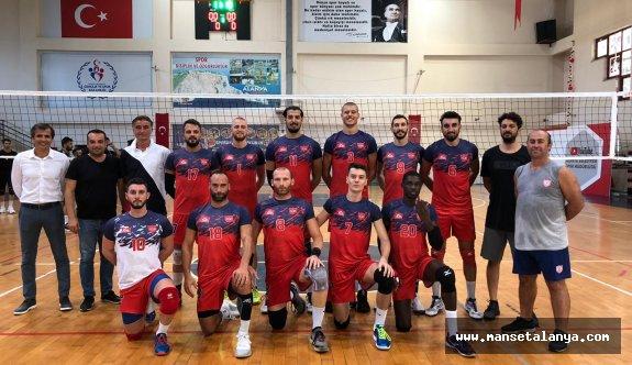 Belediyespor Alanya Cup Şampiyonu oldu!