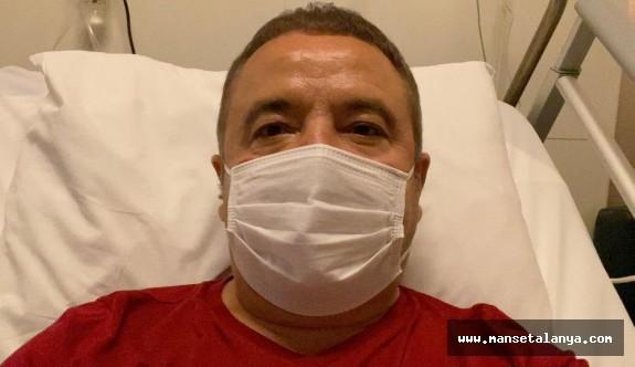 Böcek'in sağlık durumu hakkında hastaneden açıklama!