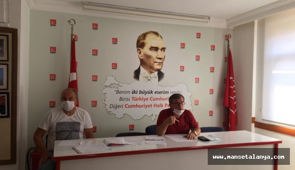 CHP'li Karadağ ''Taş kalpli arkadaşın işine gelmiyor''