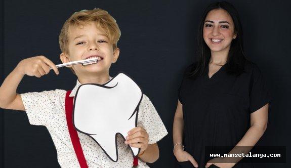 Çocuklar da Diş Sağlığına Dikkat !