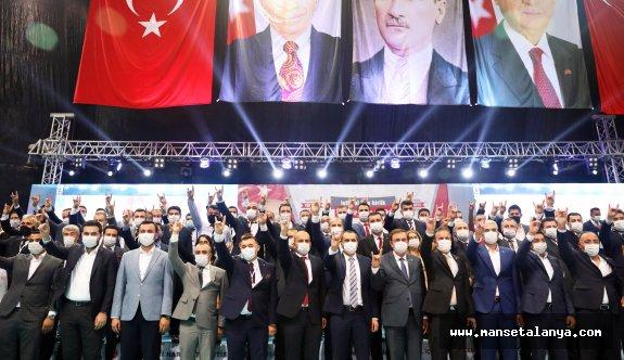 İşte Türkdoğan'ın yeni yönetimi