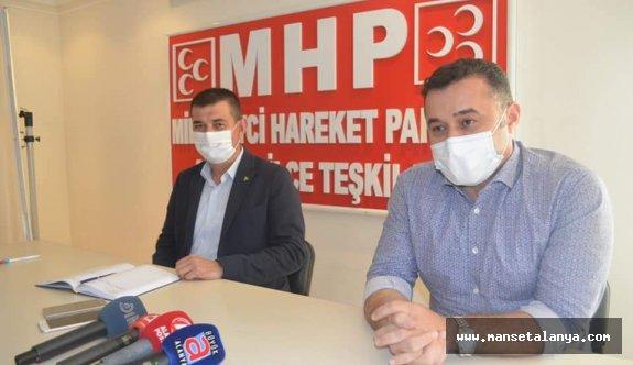 MHP'de kongre öncesi Yücel ile toplantı!